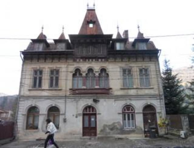 vila Sinaia - Central