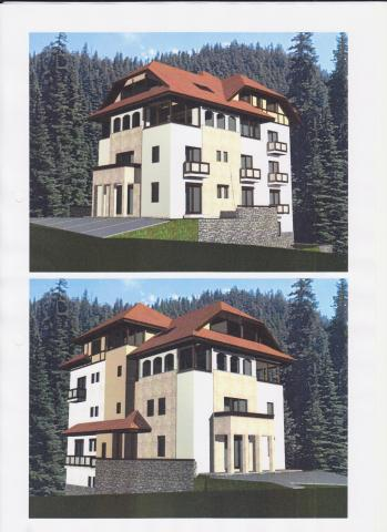 apartament in Sinaia, zona Ultracentral- vandut