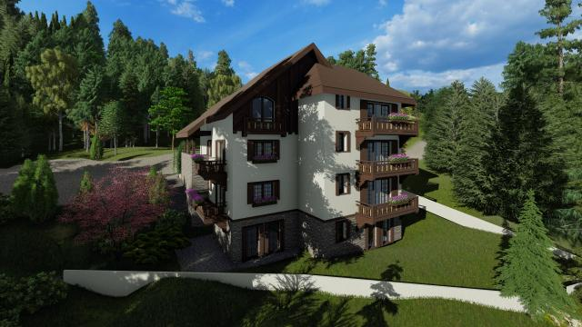 apartament Sinaia - Furnica