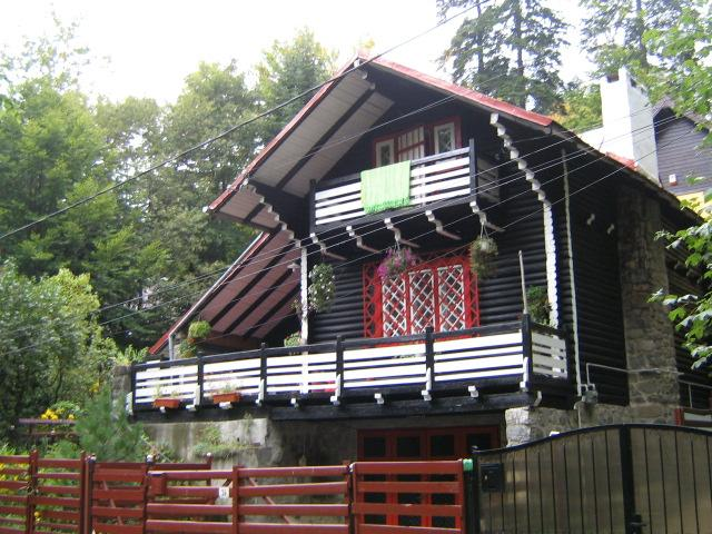 vila in Sinaia, zona Furnica